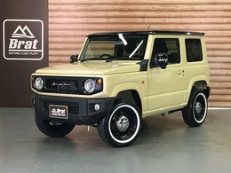 スズキ ジムニー 660 XC 4WD 禁煙車 1オーナー サポカーS Bratカスタム