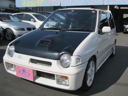 スズキ アルトワークス 660 ターボi.e. ダウンサス・社外アルミ