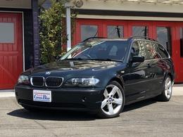 BMW 3シリーズツーリング 325i フルセグTV ETC