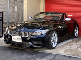 BMW Z4 sドライブ 35is 7速DCT 1オーナ 赤革 電動TOP