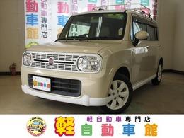 スズキ アルトラパン 660 XL 4WD スマキー ABS ナビTV アイドルSTOP