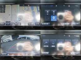 ナビ・バックカメラ・Bluetoothオーディオ・フルセグTV・CD、DVD再生機能★