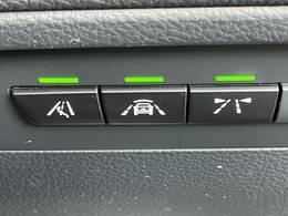 インテリジェントセイフティ装備。歩行者検知機能や衝突軽減ブレーキ、レーンディパーチャーウォーニングなど先進の安全機能を装備。より安全なドライブをお楽しみいただけます。