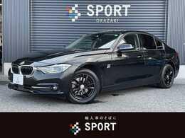 BMW 3シリーズ 320d スポーツ 純正ナビ アダプティブクルコン LED