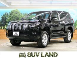トヨタ ランドクルーザープラド 2.7 TX 4WD 登録済み未使用車 黒内装 LEDヘッド