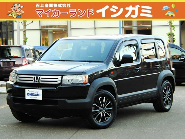 H19年式 クロスロード 18X 4WD