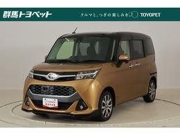 トヨタ タンク 1.0 カスタム G-T ナビ Bカメラ ETC スマアシII