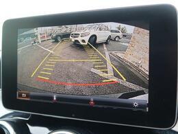 ●レーンアシスト付きバックカメラ『後退時にディスプレイに後方映像を出力、駐車も楽々です♪』