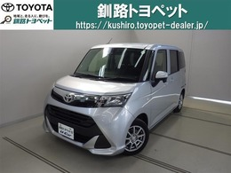 トヨタ タンク X S 4WD Mナビ・純正エンスタ・ETC