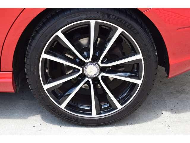 格安にて新品タイヤ交換も可能です。ご相談下さい。