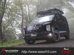 三菱 デリカD:5 2.2 G パワーパッケージ ディーゼルターボ 4WD WARLOCK コンプリートモデル