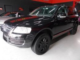 フォルクスワーゲン トゥアレグ V6 4WD ブラックアルミ キセノン HDDナビ