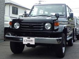 トヨタ ランドクルーザー70 4.2 LX ディーゼル 4WD ディーゼル 全塗装済