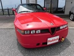 アルファ ロメオ アルファSZ シリアル601 限定車