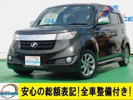 トヨタ bB 1.5 Z 煌-G MナビFセグETCBカメラHIDキレス/086黒