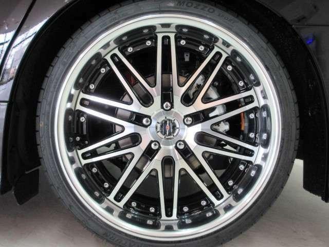AMEシュタイナー20インチアルミ&新品タイヤ付き!各メーカーのお好みの20インチ・21インチ・22インチのアルミホイールもチョイス可能!ローダウンや車高調などもお取り扱いしております♪