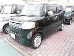 ホンダ N-BOXスラッシュ 660 G L インテリアカラーパッケージ 2トーンカラースタイル カロッツェリアAVIC-RZ99装着車