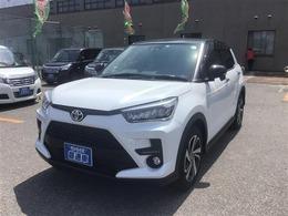 トヨタ ライズ 1.0 Z 4WD WEB商談可 届出済未使用車 4WD