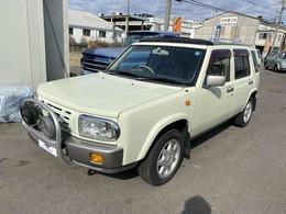 日産 ラシーン 1.5 タイプIII 4WD フォグランプ サンルーフ 検2年含