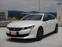 プジョー 508SW の中古車 GTライン 大阪府茨木市 368.0万円