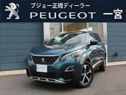 プジョー プジョー5008 GTブルーHDiディーゼルターボ 新車保証継承 元試乗車 ナビ付