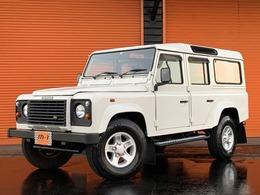 ランドローバー ディフェンダー 110S ディーゼルターボ 4WD 正規D車右H2.5D-TB5速ワンオーナー車