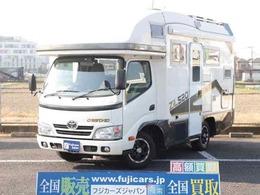 トヨタ カムロード バンテック ジル520 ディーゼル 家庭用エアコン ソーラーパネル SDナビ