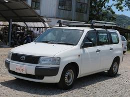 トヨタ プロボックスバン 1.3 GL CDデッキ フル装備 ルーフキャリア