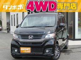 ホンダ N-WGN 660 G ターボパッケージ 4WD 社外ナビ/フルセグTV バックカメラ