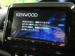 【社外ナビ】社外ナビが搭載されています。CD・DVD再生・フルセグTV視聴可能です♪