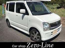 マツダ AZ-ワゴン 660 FX KENWOOD彩速ナビ 地デジ アルミ キーレス