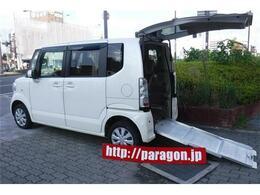 ホンダ N-BOX+ 660 G 車いす仕様車 4WD シートヒーターキーレス