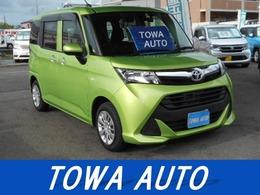 トヨタ タンク 1.0 X S SDナビ Bカメラ スマアシ 片側PSドア