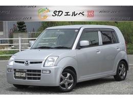 マツダ キャロル 660 GII 5MT 社外アルミ 車高調 キーレス CD