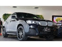 BMW X4 xドライブ28i Mスポーツ 4WD 新品エナジー20インチAW&タイヤ ドラレコ