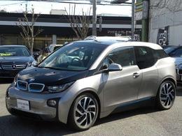BMW i3 レンジエクステンダー 装備車 ACC ハーマンカードン i-Driveナビ