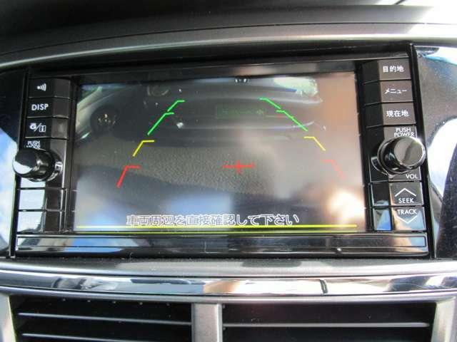 バックモニター!お車を初めて運転されるかたやバック操作が苦手のお客様にはオススメの装備です!