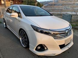 トヨタ SAI 2.4 G モデリスタ アルミ 車高調