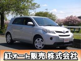 トヨタ ist 1.5 150G ワンオーナー 車検整備付 定期点検記録簿