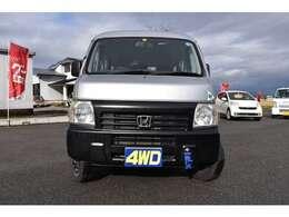 【装備】4WD・マニュアル車・両側スライド
