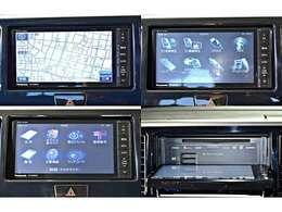 ワイドで明るい液晶画面、簡単な操作方法、多機能ナビゲーション。知らない街でも安心です。パナソニック製「CN-R300WD」