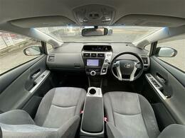 ◆運転席と助手席はこの様な車内になっております♪