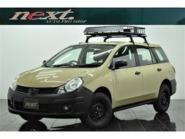 日産 ADエキスパート 1.6 GX 4WD MTタイヤ キャリアラック ナビ カスタム