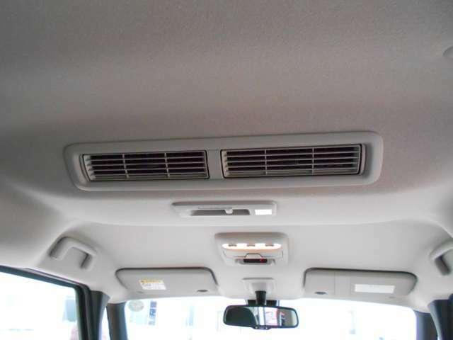 室内の冷暖房効率を快適にアップさせるサーキュレーターを装備しました!