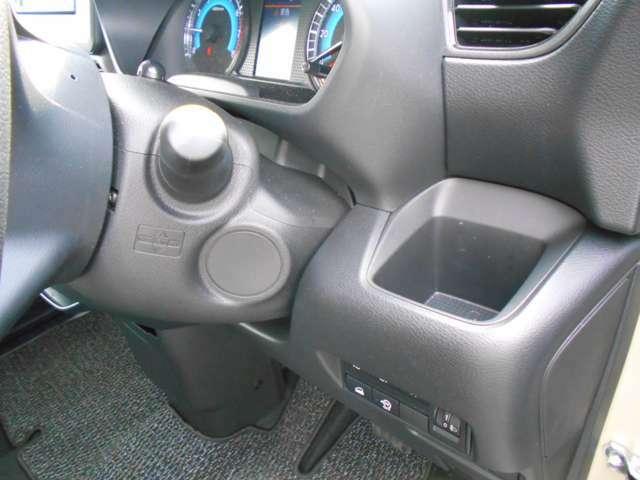 運転席エアコン吹出し口の手前にドリンクホルダーをセット、飲み物の保温効果(冷・温)があります