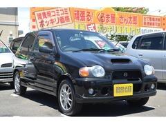スズキ アルトワークス の中古車 660 RS/Z 4WD 東京都八王子市 98.0万円