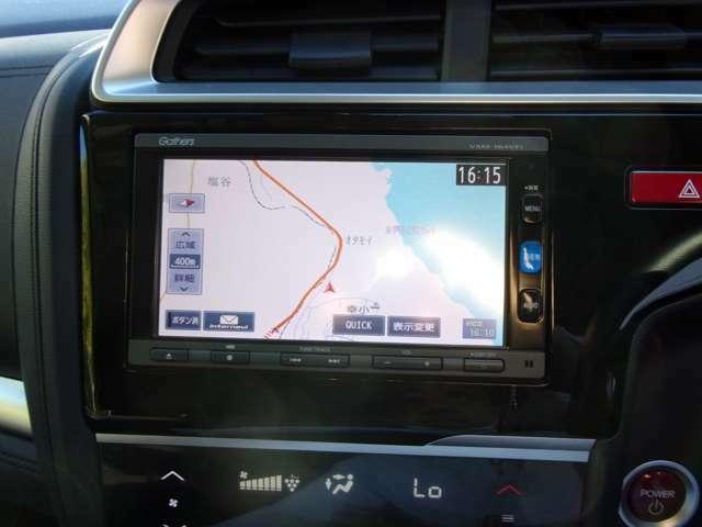 ナビはメモリーナビを装備。 ・バックカメラ・DVD/CD再生・Bluetooth接続等の機能付きです。