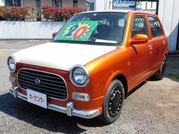 ダイハツ ミラジーノ 5ドア660 アメ車カラー