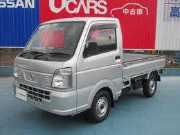 日産 NT100クリッパー 660 DX 5速マニュアル車