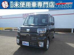 ダイハツ ウェイク 660 L リミテッド SAIII 4WD